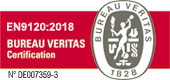 Logo Veritas, Certification